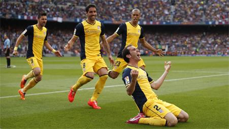 Atlético apela a la épica y es campeón de Liga después de 18 años