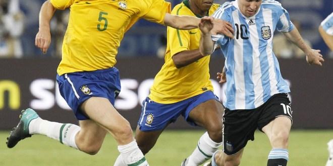 Scolari pronostica final Brasil-Argentina