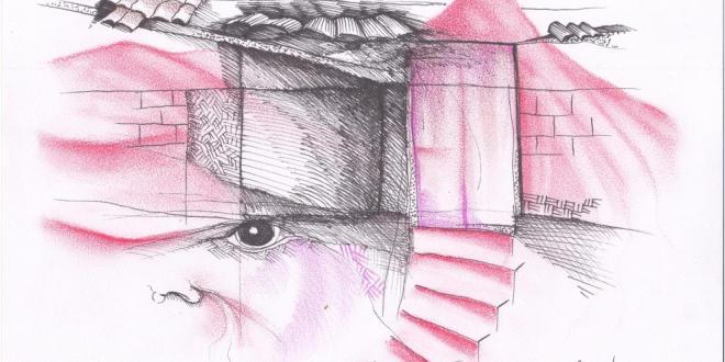Dibujo y visión cultural en Óscar Vásquez