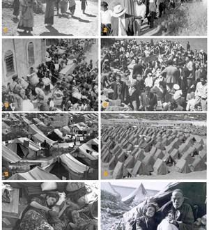 Conmemoran en Palestina éxodo provocado al crearse el estado de Israel