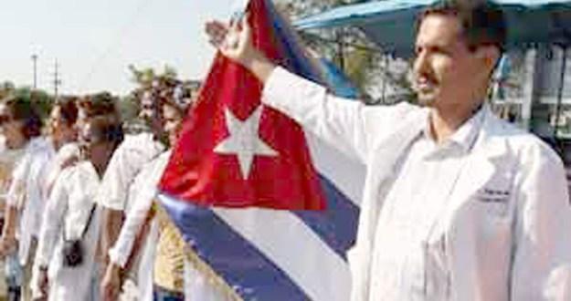 162 ataques a médicos cubanos en Venezuela no han sido noticia: no eran cooperantes europeos