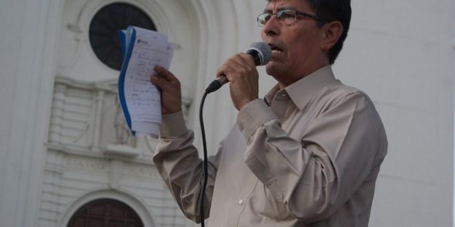"""""""El traspaso de mando no es una fiesta del FMLN, es del pueblo salvadoreño"""", Rolando Mata"""
