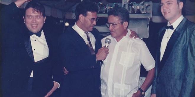 Fallece padre de Marito Rivera