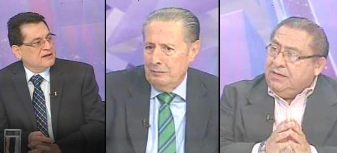 Dirigentes políticos cuestionan fallos contra Chicas y Funes