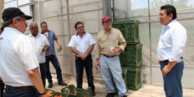 Comisión de Asuntos Agropecuarios del PARLACEN  en gira por El Salvador para replicar buenas prácticas