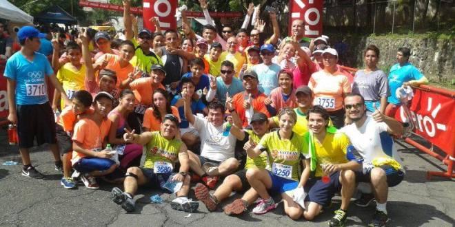 Carrera por el Día Olímpico