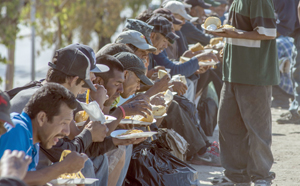 El Bordo de Tijuana, trampa de marginación y drogas para deportados de Estados Unidos