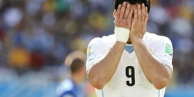 La FIFA suspende a Luis Suárez por nueve partidos y cuatro meses