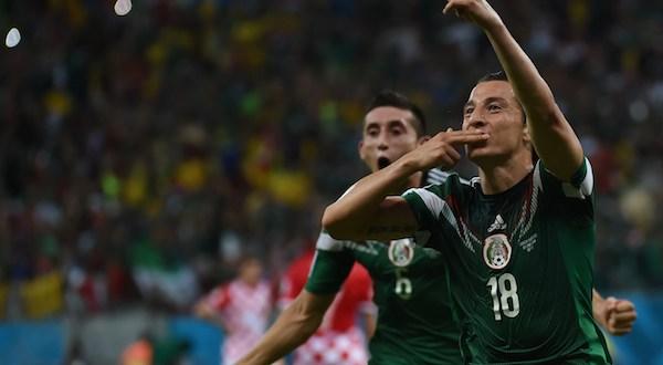 México da una exhibición ante Croacia y vuelve a meterse en octavos