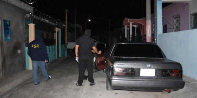 Fiscalía ordena captura de miembros de banda dedicada al hurto de vehículos