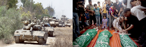 Israel inicia operación terrestre en la Franja de Gaza