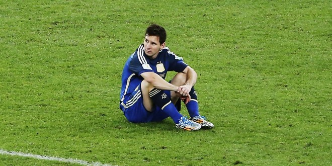 Lionel Messi, el grande sin Mundial