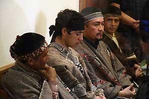 CIDH condena a Chile por aplicar ley antiterrorista a mapuches