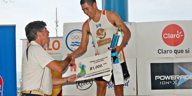 Playa, sol y premios  en Maratón ESA 2014