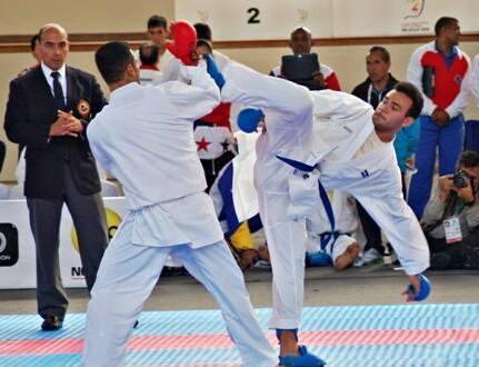 Oro y bronce para karate en festival Panamericano