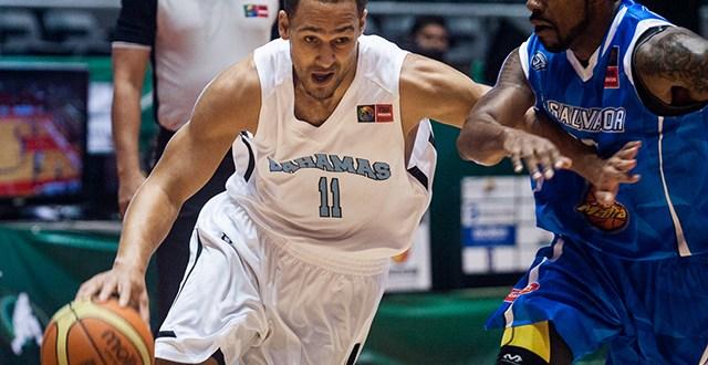 El Salvador pierde ante Bahamas en su debut en el CENTROBASQUET