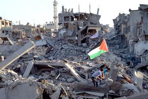 Israel sigue bombardeando Gaza, incertidumbre sobre las negociaciones
