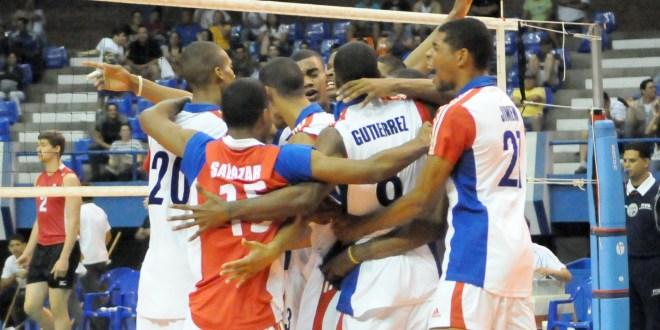 El Salvador quinto y Cuba campeón del NORCECA en Voleibol Sala