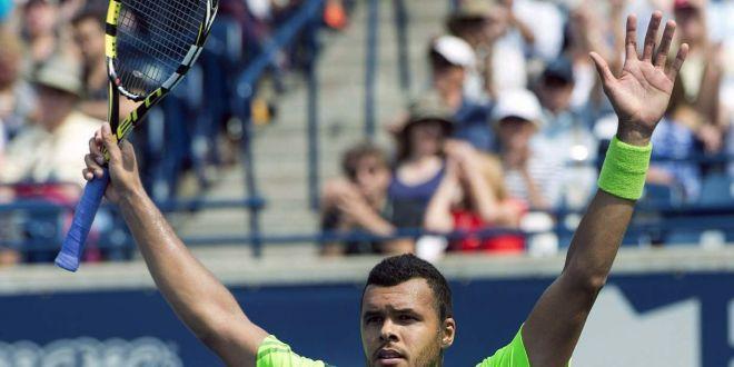 Tsonga frustra a Federer y gana en Toronto su segundo Masters 1000