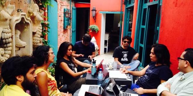 """Talentos centroamericanos se unen para darle vida a """"Días de luz"""""""