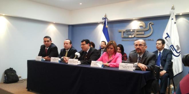 El TSE autoriza hoy campaña  para candidatos a diputaciones
