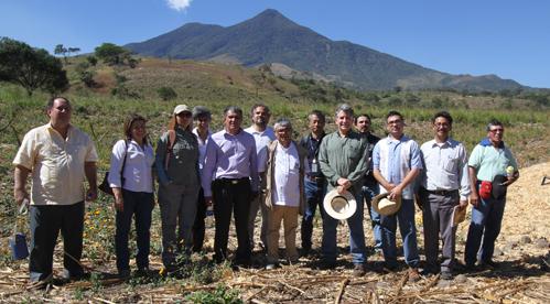 Sitio arqueológico Tehuacán pretendido por SECULTURA