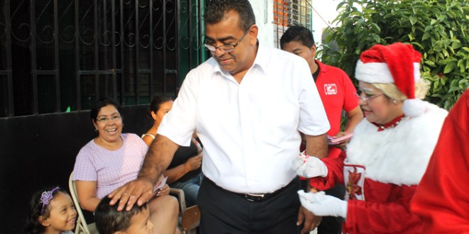 Gobierno participativo y facilitador : José Martín Montoya