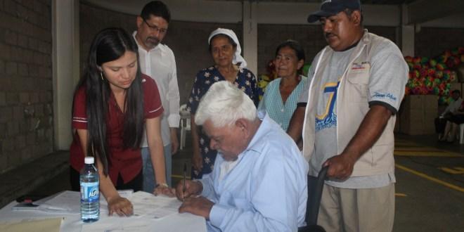 Pensión Básica se extiende a nueve municipios urbanos