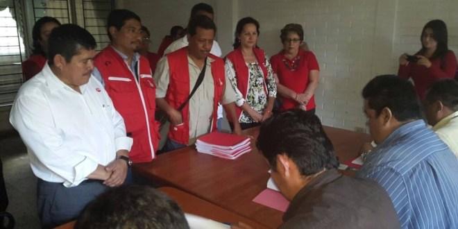 FMLN inscribe candidatos a Alcaldes del departamento de San Salvador