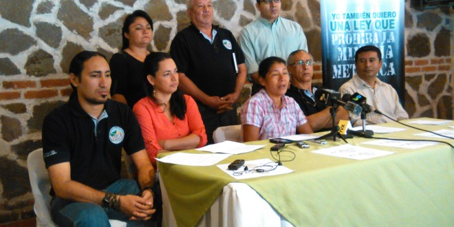 Organizaciones sociales no votarán  por partidos políticos  sin compromiso con medio ambiente
