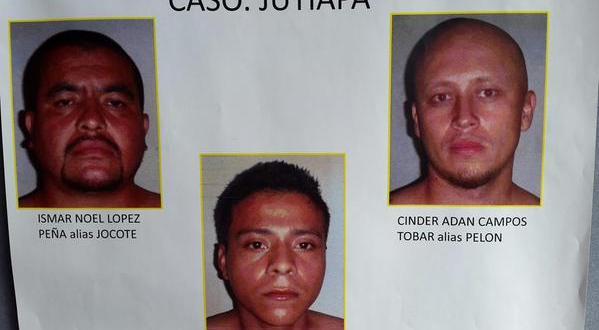 Condenados por asesinar agentes policiales serán enviados a penal de Máxima Seguridad