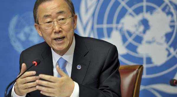 Secretario General de la ONU será condecorado por congreso salvadoreño