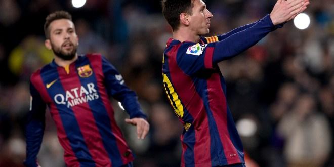 El Barcelona consigue una balsámica goleada en Copa