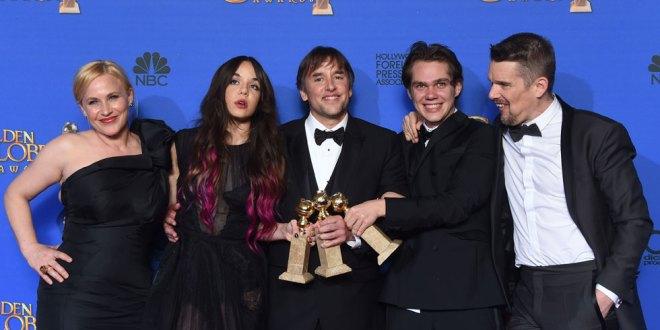 """""""Boyhood"""" gana en unos Globos de Oro  que defienden la libertad de expresión"""