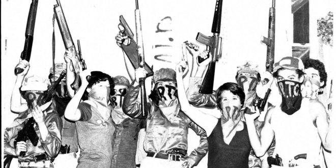 BRES: Informe de las Brigadas Revolucionarias  de Estudiantes de Secundaria