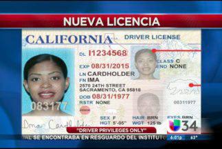 Miles de indocumentados en California ya pueden sacarse la licencia de conducir