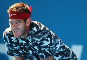 La historia sin fin: Del Potro  cierra en falso otro regreso al tenis