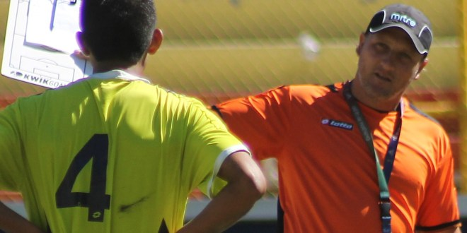 """""""Si tenemos un buen arranque de torneo vamos a tener el apoyo de la gente"""": Ramiro Cepeda"""