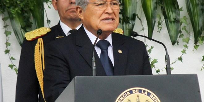 Sánchez Cerén reitera respaldo al acuerdo entre Cuba y EE.UU