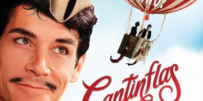 """Film """"Cantinflas"""" gana premio principal  de cronistas latinos de Nueva York"""