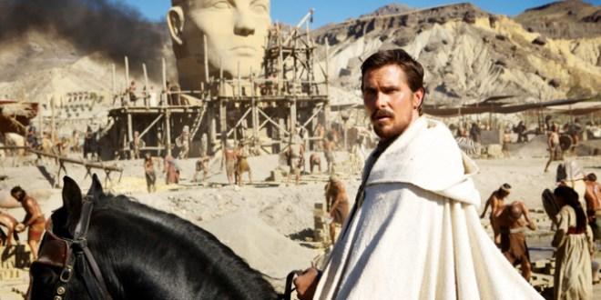 "Christian Bale es Moisés en ""Exodo"" la apuesta bíblica de ridley scott"