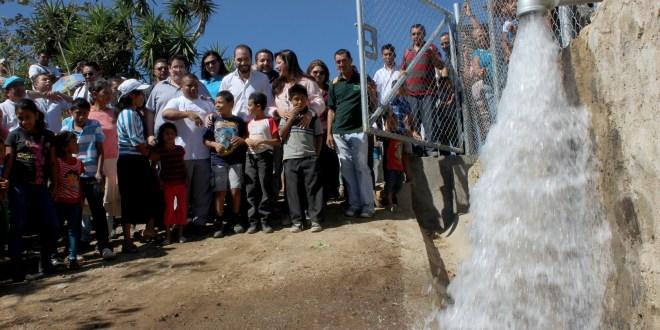 ANDA instala 30 tanques de almacenamiento de agua