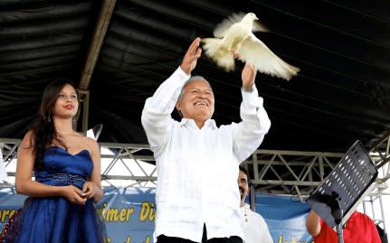 A 23 años de la firma de Acuerdos de Paz en El Salvador