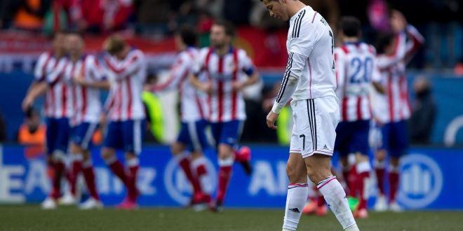 """El Real Madrid de los récords  se desinfla como un """"soufflé"""""""