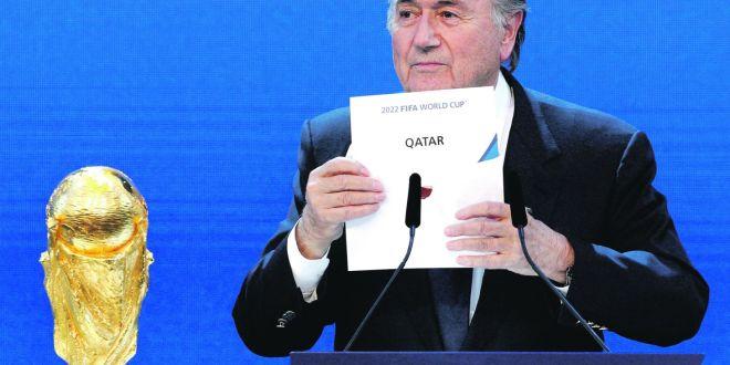 Grupo trabajo FIFA: Qatar 2022  se disputaría en noviembre/diciembre