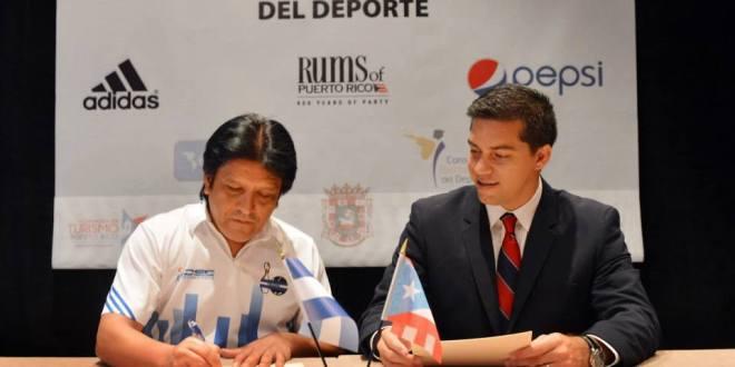 El Salvador establece convenio  de cooperación con Puerto Rico