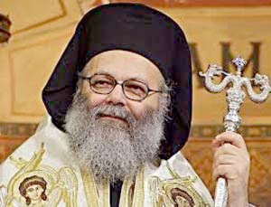 Patriarca ortodoxo Juan X condena crímenes del terrorismo en Siria