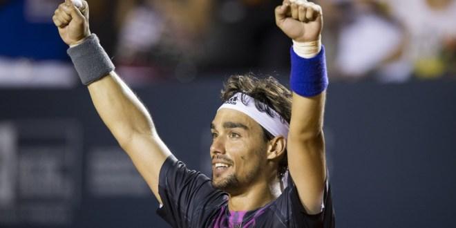 Fognini da el golpe, elimina a Nadal y jugará final con Ferrer