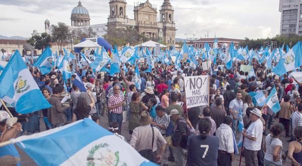 Comisión de ONU anuncia plan para atacar corrupción en Guatemala