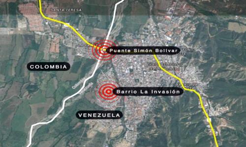"""Colombia atiende """"drama humanitario"""" por cientos de deportados de Venezuela"""